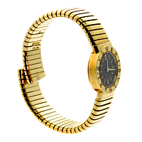 Bulgari Tubogas Gold Watch 2