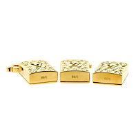 Louis Vuitton Limited Edition Mahjong Tile Gold Set 3
