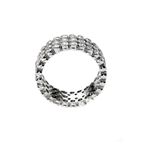 Tiffany & Co Diamond Jazz Eternity Ring