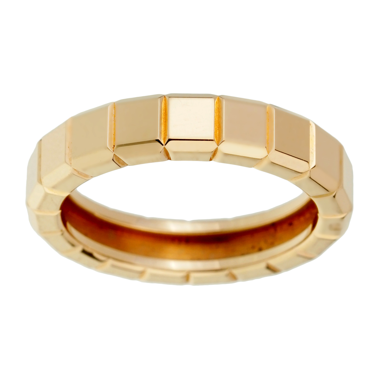 Chopard Ice Cube Rose Gold Band Ring