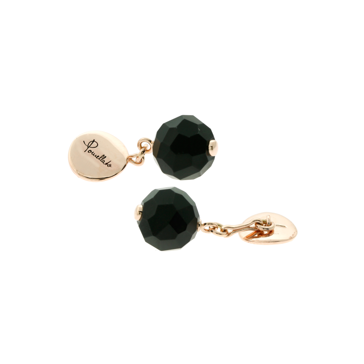 Pomellato Rose Gold Cuff Links