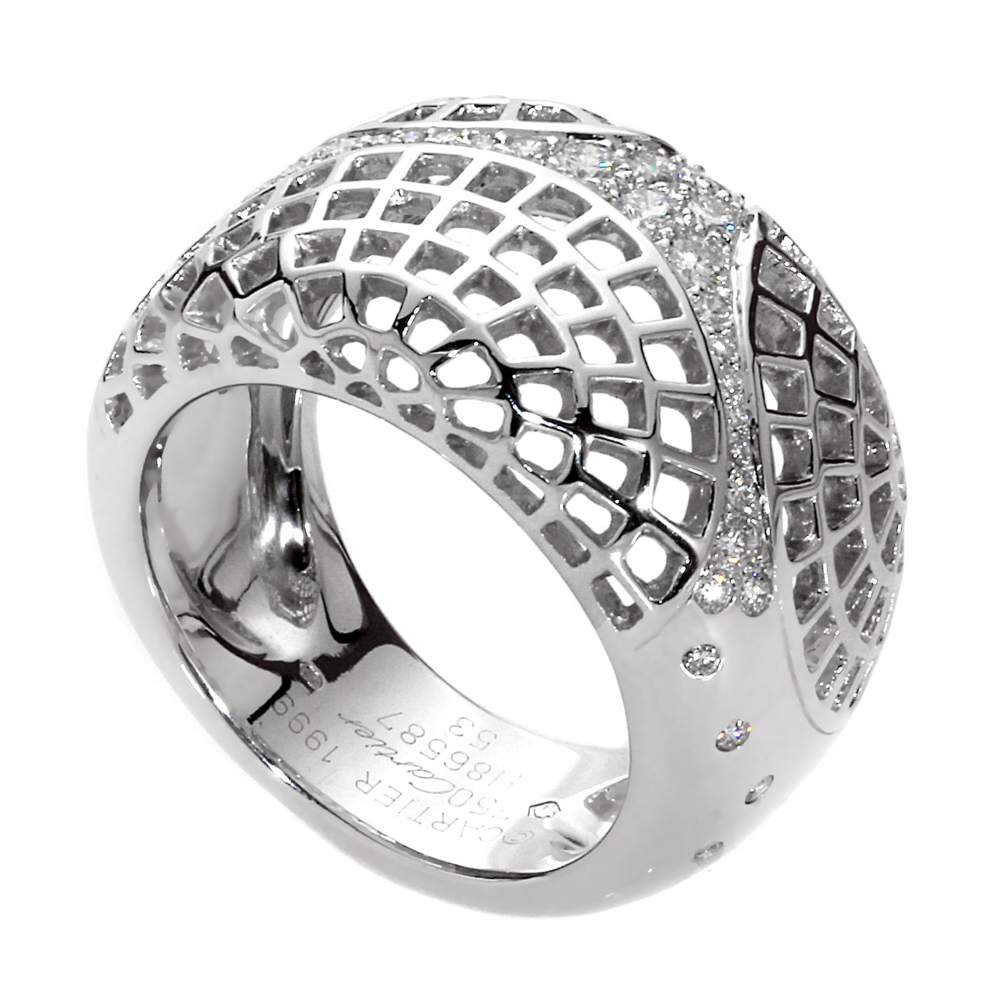 how much is a cartier ring in paris