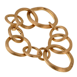 Marco Bicego Yellow Gold Link Bracelet