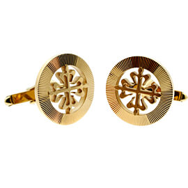 Patek Philippe Gold Cufflinks