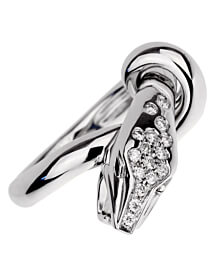 Boucheron Kaa Diamond Snake White Gold Ring