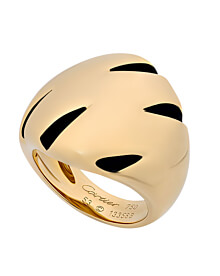 Cartier Panthere Claw Yellow Gold RIng