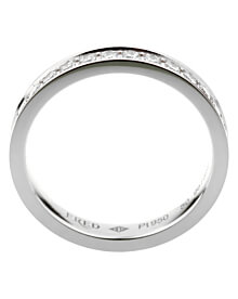 Fred of Paris Diamond Platinum Eternity Ring