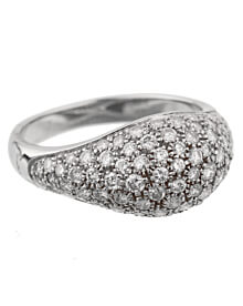 Pomellato Bombe Pave Diamond Cocktail Ring