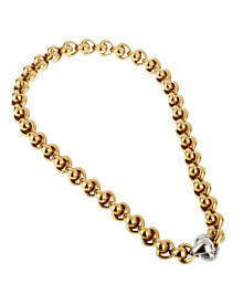 Pomellato Chain Link Yellow Gold Necklace